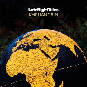 KHRUANGBIN <BR><I> LATE NIGHT TALES: KRUANGBIN [Indie Exclusive Orange Vinyl] 2LP</I>