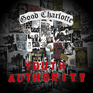 GOOD CHARLOTTE<BR><I>YOUTH AUTHORITY LP</I>