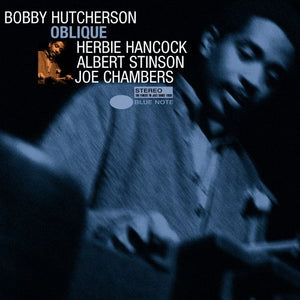 HUTCHERSON, BOBBY <br><I> OBLIQUE (Blue Note Tone Poet Series) LP</I>