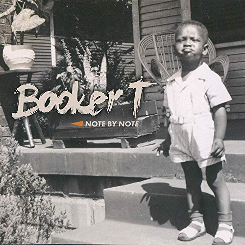 JONES,BOOKER T. <br><I> NOTE BY NOTE [Orange Vinyl] LP</I>