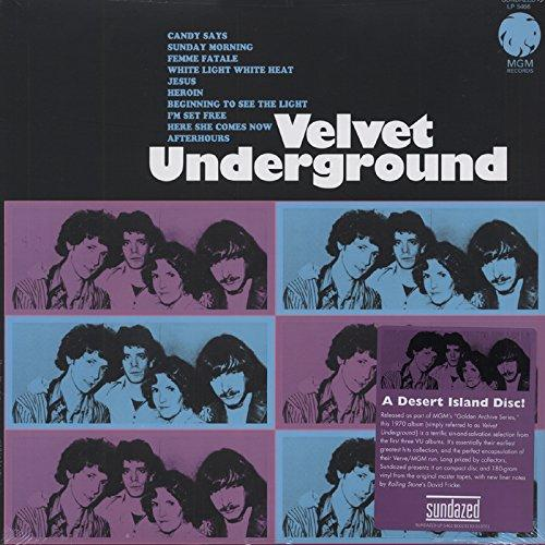 VELVET UNDERGROUND<BR><I>THE VELVET UNDERGROUND: BEST OF / GOLDEN ARCHIVES [Gold Vinyl] LP</I>