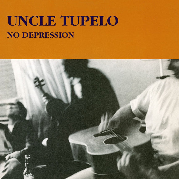 UNCLE TUPELO <BR><I> NO DEPRESSION [Limited Crystal Clear Vinyl] LP</I> <br>