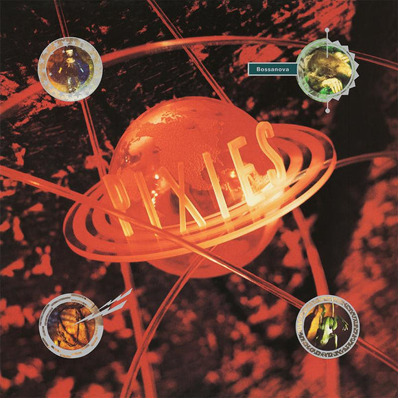 PIXIES<BR><I>BOSSANOVA (30th Anniversary Edition) [Red Vinyl] LP</I>