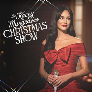 MUSGRAVES, KACEY<BR><I> THE KACEY MUSGRAVES CHRISTMAS SHOW [White Vinyl] LP</I>