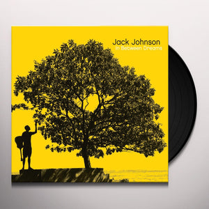 JOHNSON, JACK <br><i>IN BETWEEN DREAMS LP</I>
