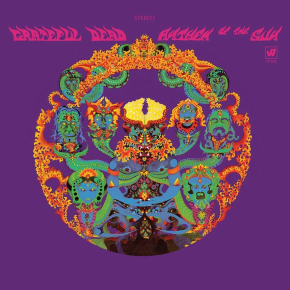 GRATEFUL DEAD <br><i> ANTHEM OF THE SUN (1971 REMIX) LP</I>