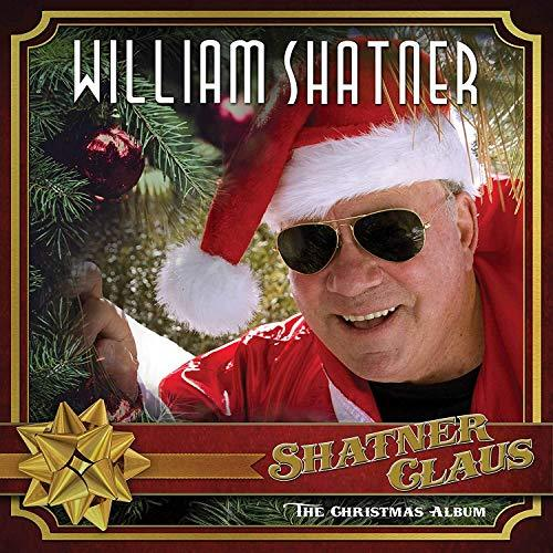 SHATNER,WILLIAM <br><i> SHATNER CLAUSE [Splatter Vinyl] LP</I>