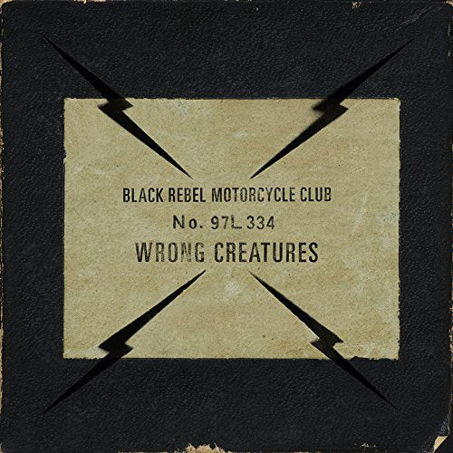 BLACK REBEL MOTORCYCLE CLUB<br> <I>WRONG CREATUES 2LP</I>