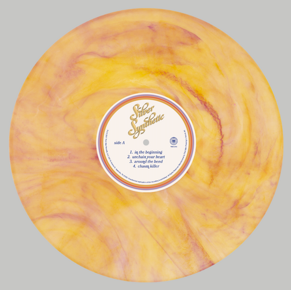 SILVER SYNTHETIC <BR><I> SILVER SYNTHETIC [Indie Exclusive Sunrise Swirl Vinyl] LP</I>