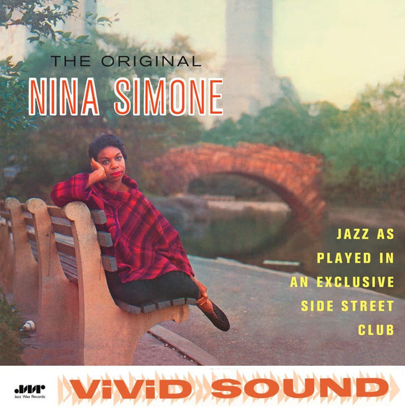 SIMONE,NINA<br><i> LITTLE GIRL BLUE [180 Gram Vinyl, Limited Edition] LP</I>