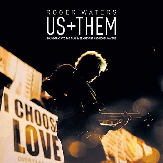 WATERS,ROGER <br><i> US + THEM 3LP</I>