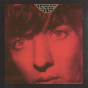 BARNETT, COURTNEY<BR><I>TELL ME HOW YOU REALLY FEEL [Indie Exclusive Red Vinyl] LP</I>