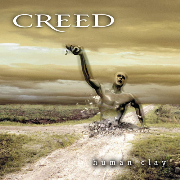 CREED<BR><I>HUMAN CLAY (20th Anniversary Reissue) 2LP</i>