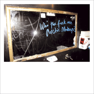 "ARCTIC MONKEYS <BR><I> WHO THE F*** ARE ARCTIC MONKEYS [10""] EP</I>"