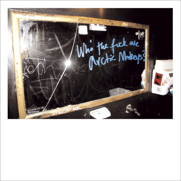 ARCTIC MONKEYS <BR><I> WHO THE F*** ARE ARCTIC MONKEYS [10