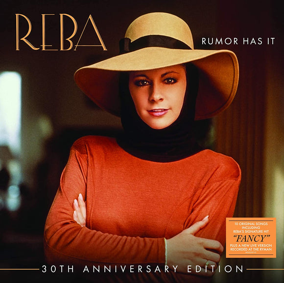 MCENTIRE,REBA<br><i>RUMOR HAS IT (30th Anniversary Edition) LP</I>