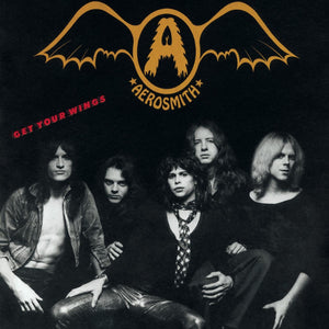 AEROSMITH <BR><I> GET YOUR WINGS [180G] LP</I><br><br><br>