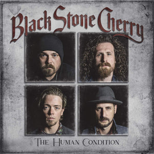 BLACK STONE CHERRY <BR><I> THE HUMAN CONDITION [Limited Red Vinyl] LP</I>