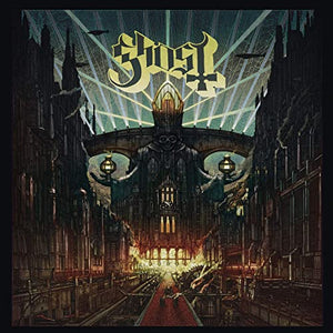 GHOST<BR><I>MELIORA (Deluxe Edition) 2LP</I>