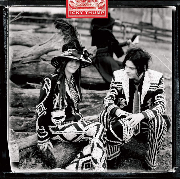 WHITE STRIPES, THE<BR><I>ICKY THUMP [180G] 2LP</I>