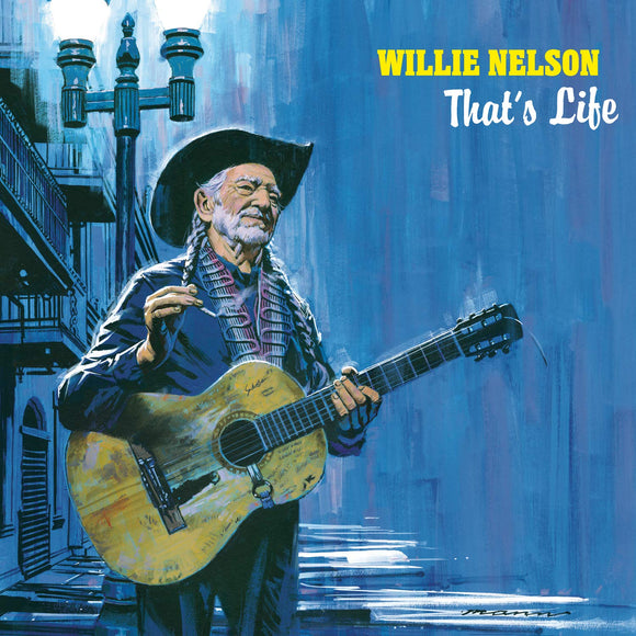 NELSON, WILLIE <BR><I> THAT'S LIFE (2021) LP</I> <br><br><br>