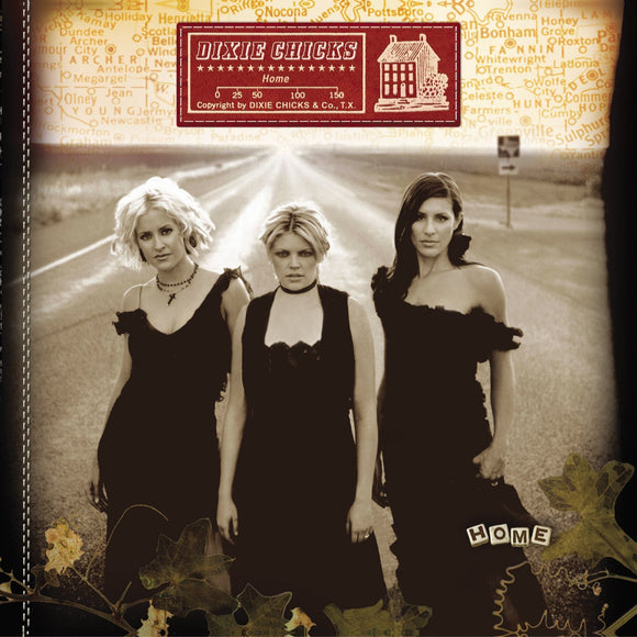CHICKS, THE <br><I> HOME 2LP</I>