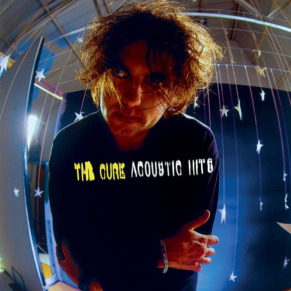 CURE <br><i> GREATEST HITS ACOUSTIC [Black Vinyl] 2LP</I>