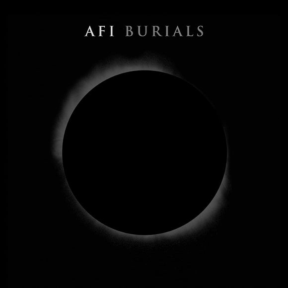 AFI <BR><I> BURIALS 2LP</I> <br><br><br><br>