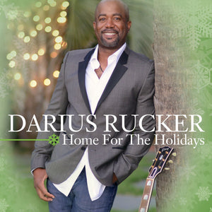 RUCKER, DARIIUS <BR><I> HOME FOR THE HOLIDAYS LP</I>