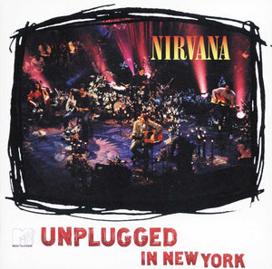 NIRVANA<BR><I>MTV UNPLUGGED IN NEW YORK LP</I>