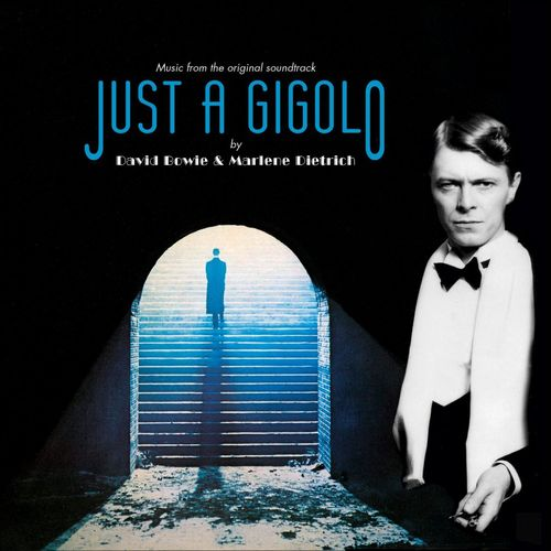 BOWIE, DAVID <BR><I> JUST A GIGOLO (RSD) [Blue Vinyl] 7
