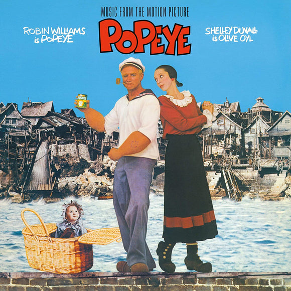 NILSSON, HARRY <BR><I> POPEYE: MOTION PICTURE SOUNDTRACK (RSD) LP</I>
