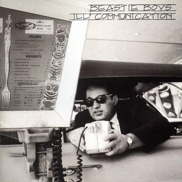BEASTIE BOYS <BR><I> ILL COMMUNICATION [Indie Exclusive Silver Vinyl] 2LP</I>