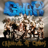 GWAR<BR><I>CARNIVAL OF CHAOS [Yellow with Red Splatter Vinyl, Limited] 2LP</I>