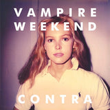 VAMPIRE WEEKEND <br><I> CONTRA LP</I>
