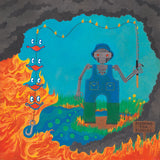KING GIZZARD & THE LIZARD WIZARD <BR><I> FISHING FOR FISHIES (Toxic Landfill Edition) LP</I>