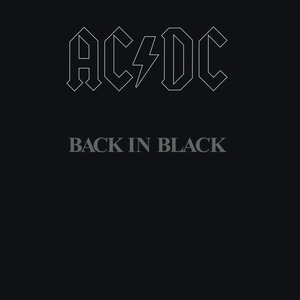 AC/DC<br><i> BACK IN BLACK (Remastered) LP</I>