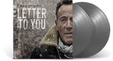 SPRINGSTEEN, BRUCE <BR><I> LETTER TO YOU [Indie Exclusive Gray Vinyl] LP</I>
