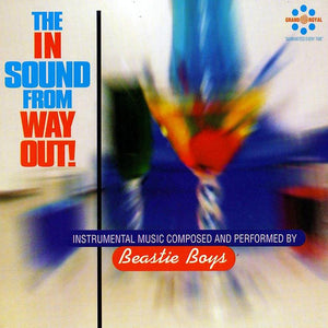 BEASTIE BOYS<BR><I> IN SOUND FROM WAY OUT [180G] LP</I>