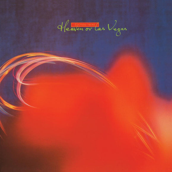 COCTEAU TWINS <BR><I> HEAVEN OR LAS VEAGS (Remastered) LP</I>