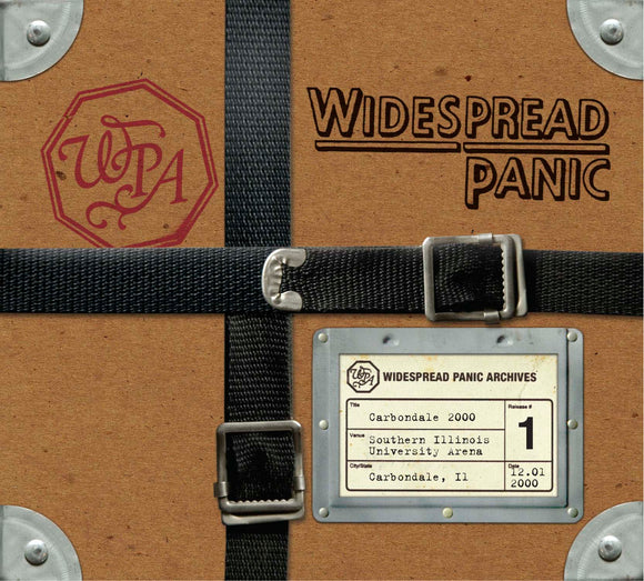 WIDESPREAD PANIC<BR><I>CARBONDALE 2000 (BOX SET) 5LP</I>