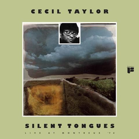 TAYLOR, CECIL <BR><I> SILENT TONGUES: LIVE AT MONTREUX '74 [Indie Exklusive Orange Vinyl] LP</I>