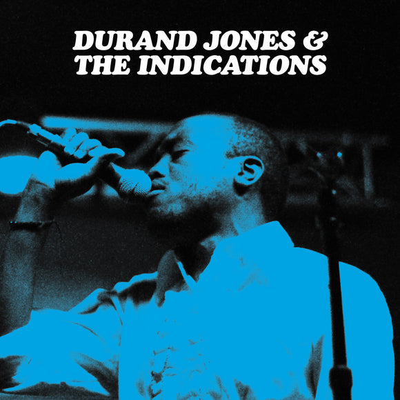 JONES, DURAND & THE INDICATIONS <BR><I> DURAND JONES & THE INDICATIONS LP</I>