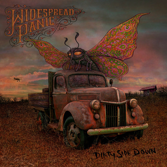 WIDESPREAD PANIC <BR><I> DIRTY SIDE DOWN [180G] 2LP</I>