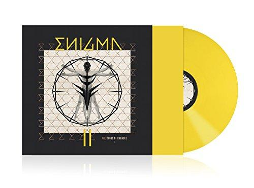 ENIGMA<BR><I>THE CROSS OF CHANGES [Ltd Yellow Vinyl] LP</I>