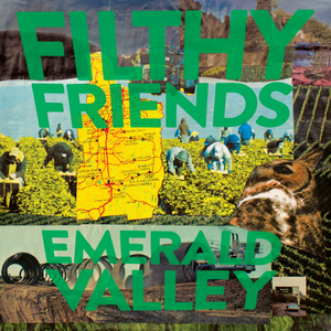 FILTHY FRIENDS <BR><I> EMERALD VALLEY [Indie Exclusive Green Vinyl] LP</I>