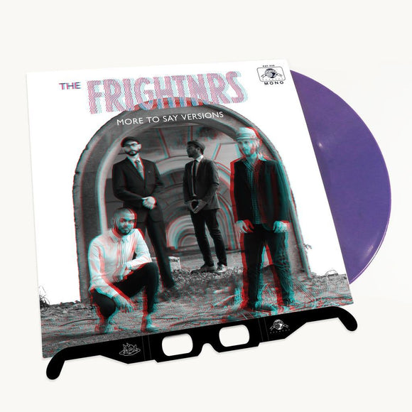 FRIGHTNRS<BR> <I>MORE TO SAY VERSIONS [Purple Opaque] LP</I>