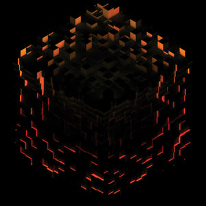 C418<BR><I>MINECRAFT VOLUME BETA [Red, Orange & Yellow 'Fire' Splatter Vinyl] 2LP</I>