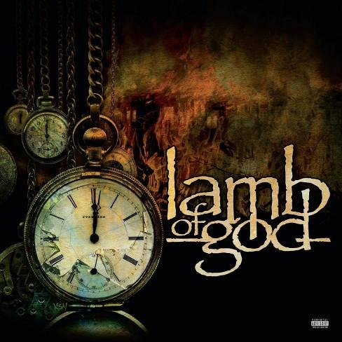 LAMB OF GOD<BR><I>LAMB OF GOD [Indie Exclusive Red & Black Vinyl, limited to 1000] LP</I>