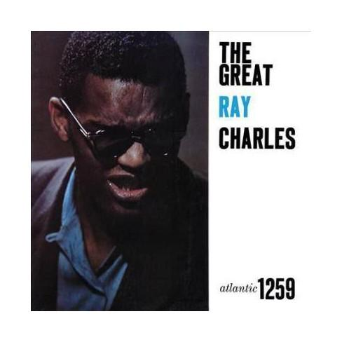 RAY CHARLES<br> <I>THE GREAT RAY CHARLES (MONO) LP</I>